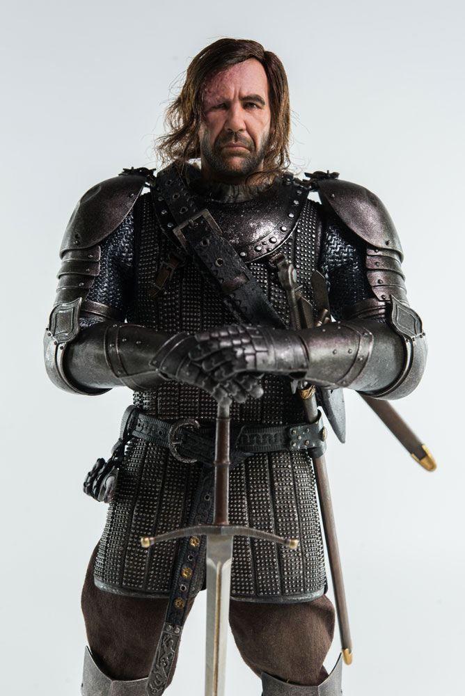 Game of Thrones - Sandor Clegane (The Hound) - ThreeZero 1 ...