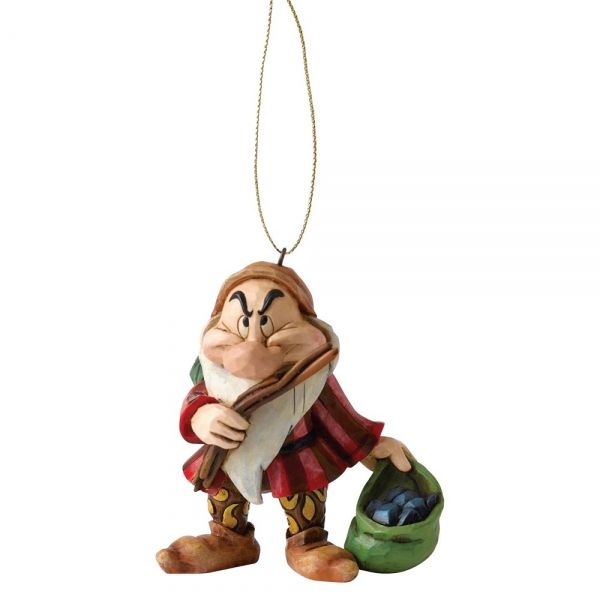 Grumpy Hanging Ornament