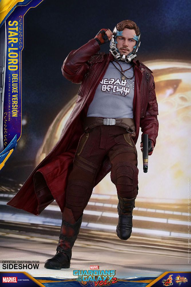 Guardians Of The Galaxy Vol 2 Star Lord Deluxe Version
