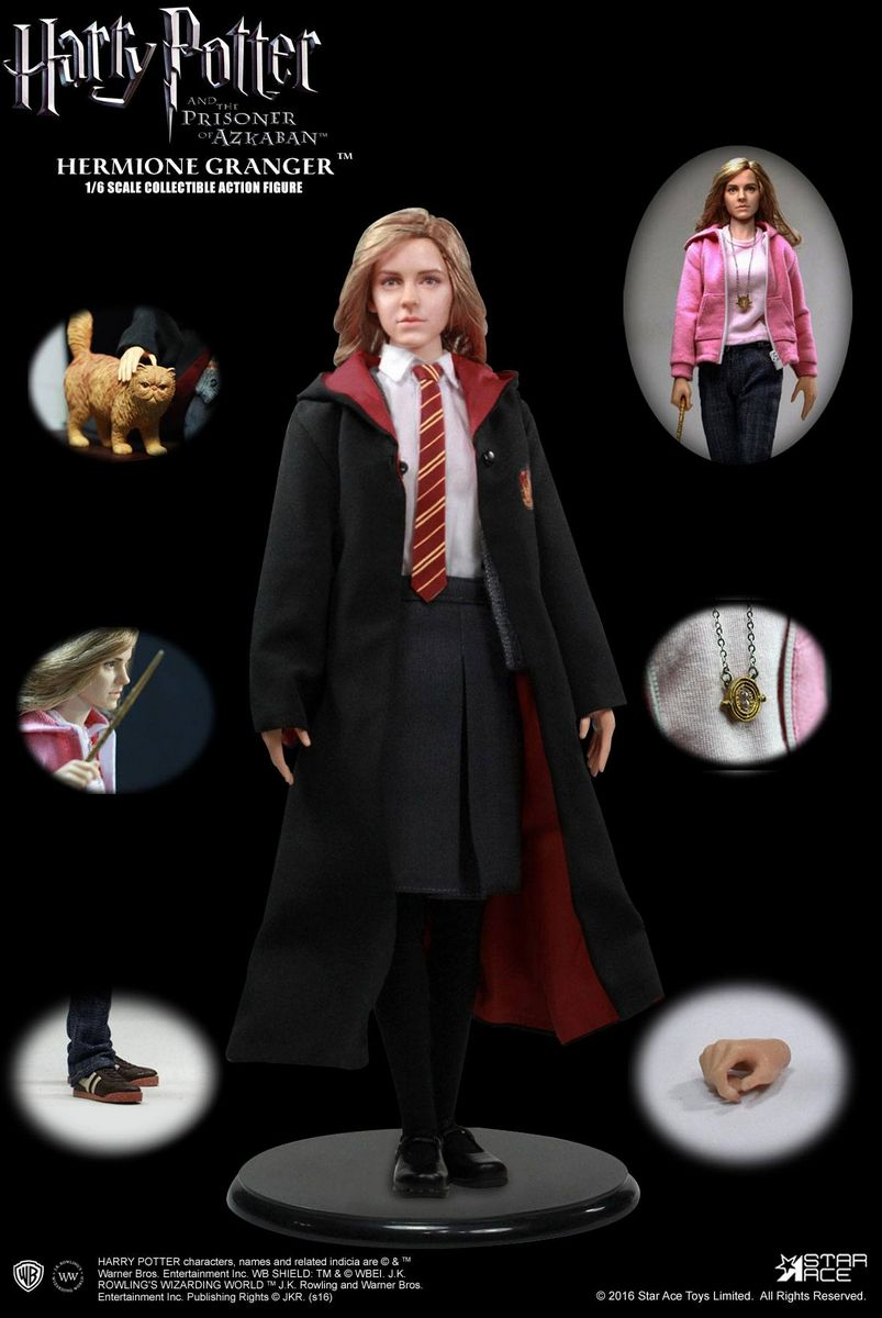 Harry Potter Hermione Granger Teenage Version My Favourite Movie 1 6 Scale Female Action Figure On Sale