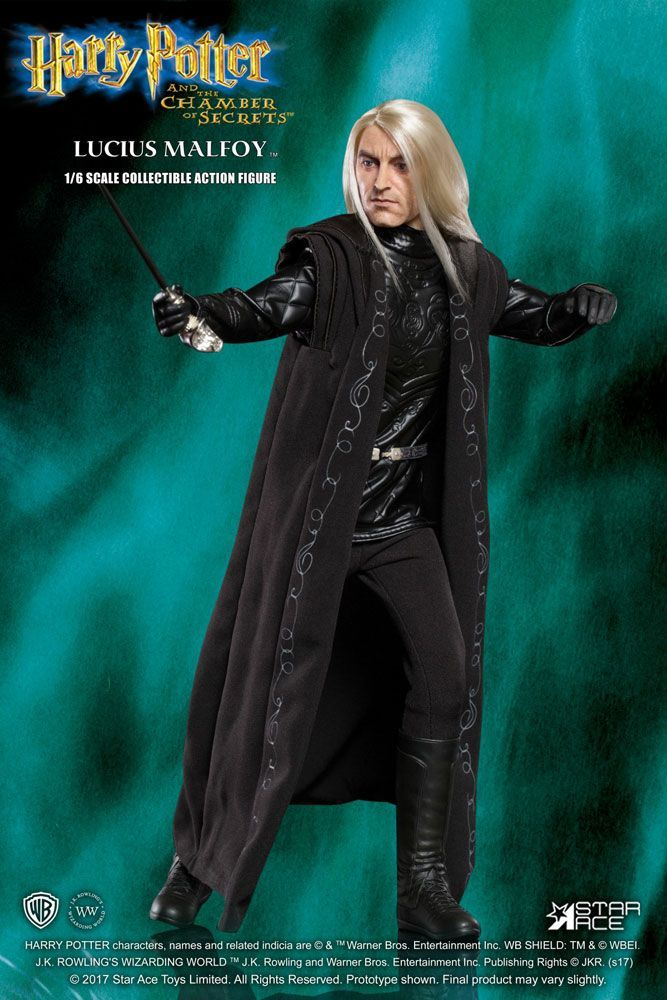 Best Harry Potter Toys And Figures : Harry potter lucius malfoy my favourite movie star ace