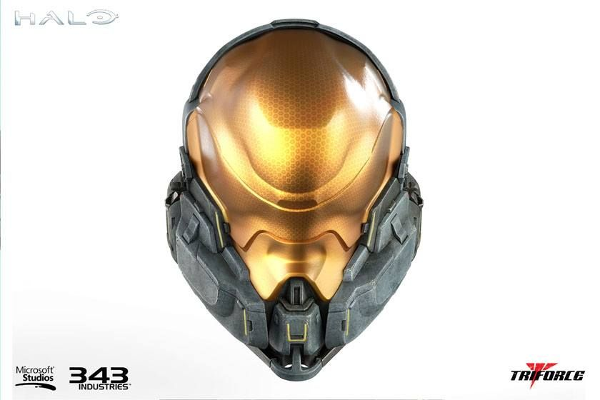 Halo 5 Replica Helmet Spartan Kelly 087 Movie Mania