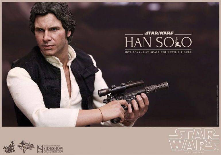 Han Solo Hot Toys Action Figure