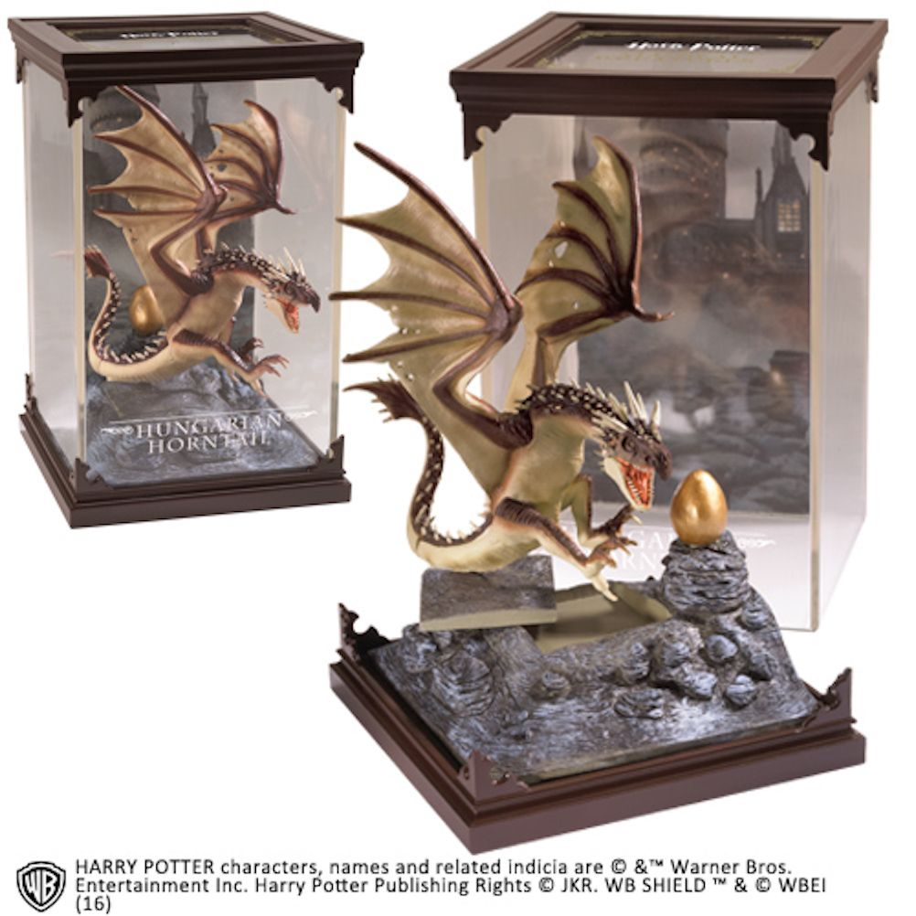 Harry Potter Collectables Hungarian Horntail Movie Mania