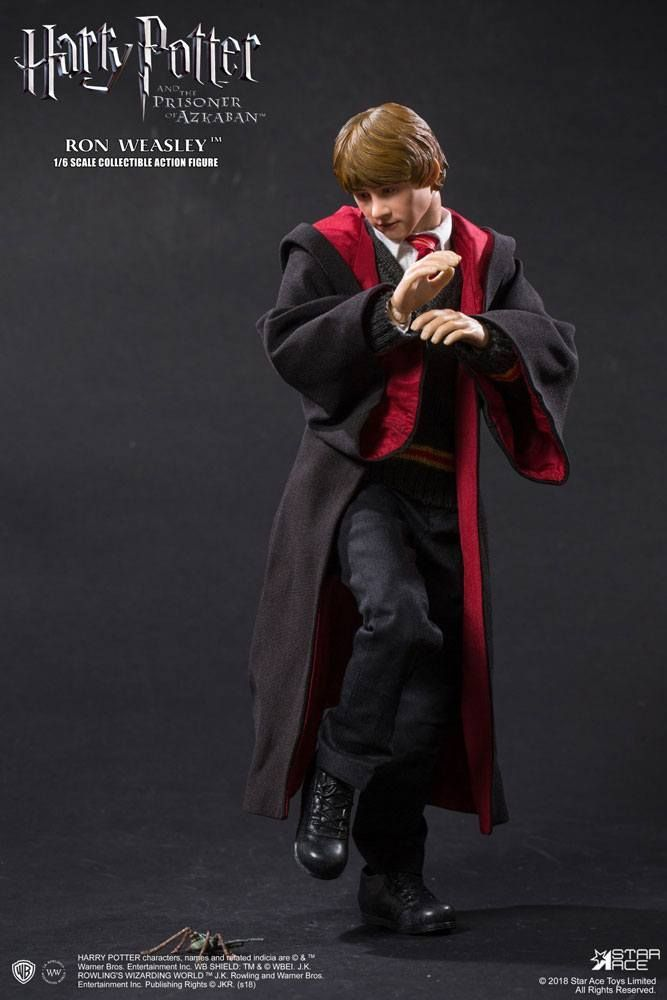STAR ACE TOYS 1//6 SCALE HARRY POTTER /'/'TEENAGE VERSION/'/' COLLECTORS FIGURE NEW