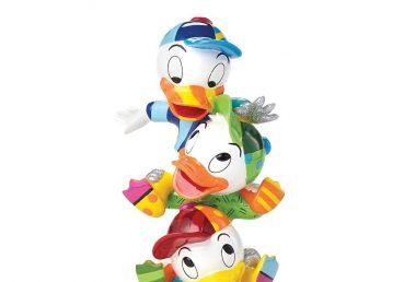 Huey, Dewey and Louie Figurine
