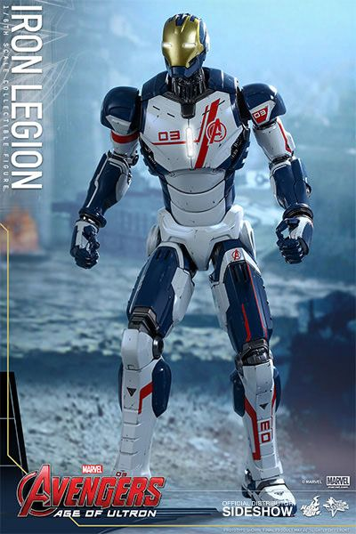 Iron Legion Hot Toys Action Figure