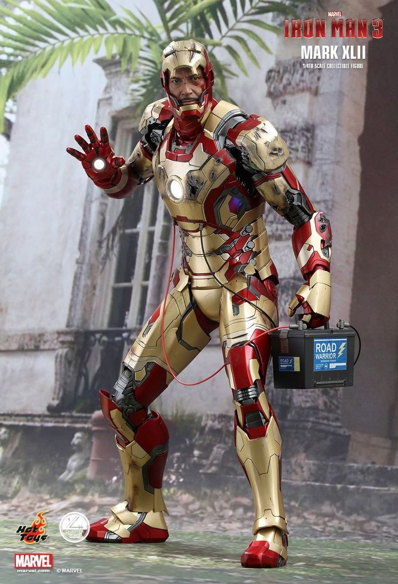 All about Hot Toys Movie Masterpiece Series Iron Man 3 Tony Stark ... 8a621b4457f