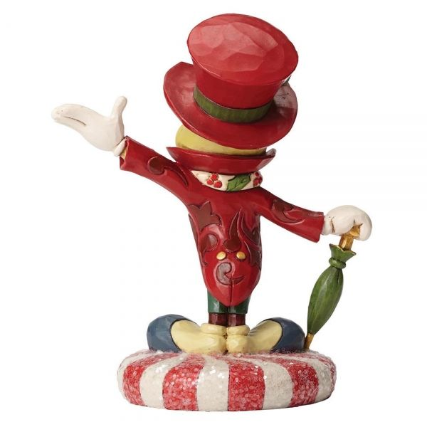 Jiminy Cricket Jolly Jiminy Figurine