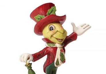 Jiminy Cricket Jolly Jiminy Figurine