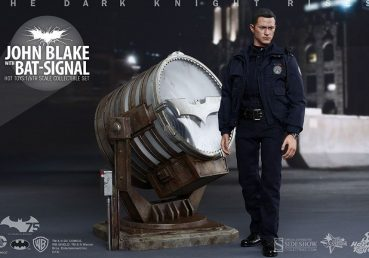 John Blake Hot Toys Action Figure