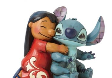 Lilo and Stitch Family Figurine