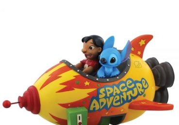 Lilo and Stitch - Space Adventure Figurine