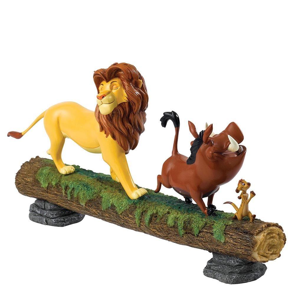 the lion king simba pumbaa and timon figurine eol