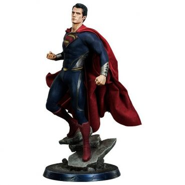 f67b9dc7d97ac Man Of Steel - Superman Sideshow Collectibles Statue - Movie Mania