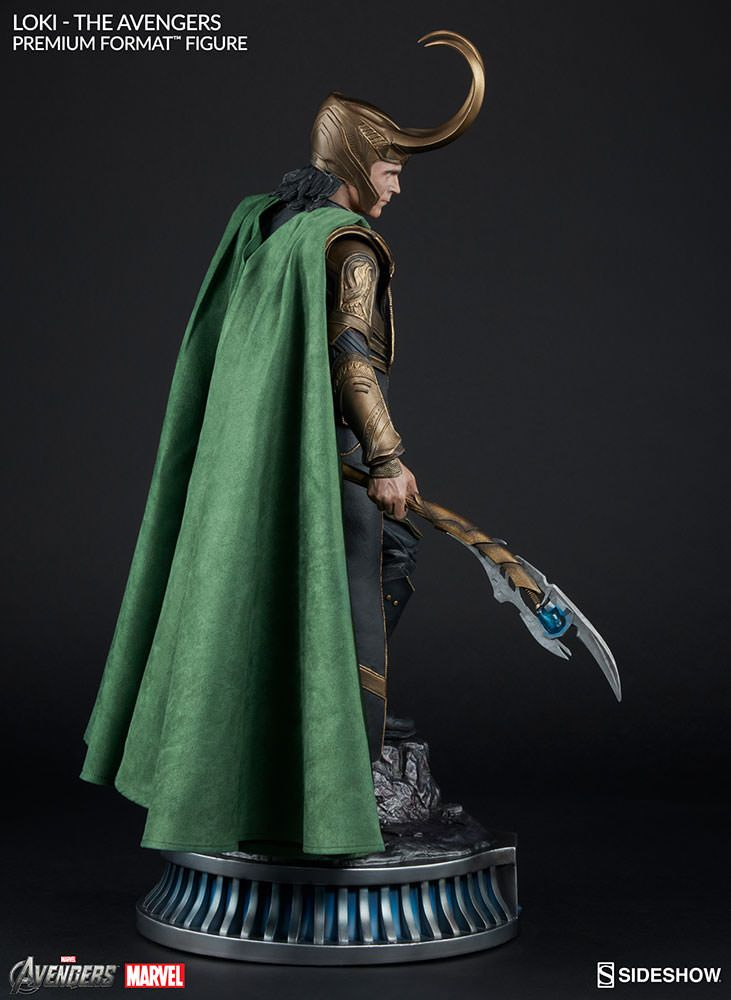 The Avengers: Sideshow Collectibles Statue