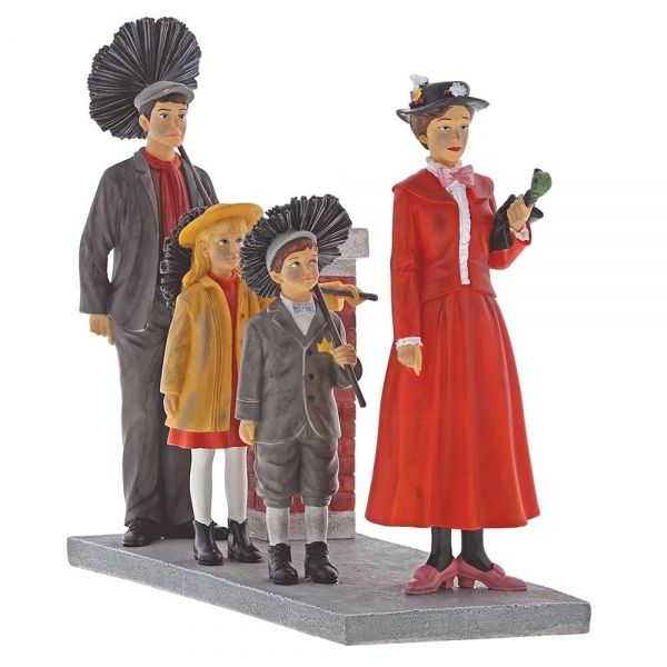 Toys For Mary Poppins : Mary poppins step in time figurine movie mania