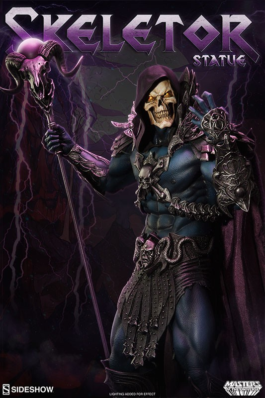 Masters of the Universe - Skeletor - Sideshow Collectibles ...