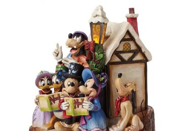 Mickey and Gang Figurine