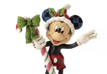 Mickey Mouse Sweet Gatherings Figurine