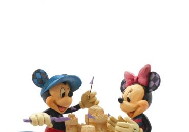 Mickey and Minnie Mouse Seaside Sweethearts Figurine