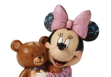 Minnie Mouse Figurine Bed Time Besties