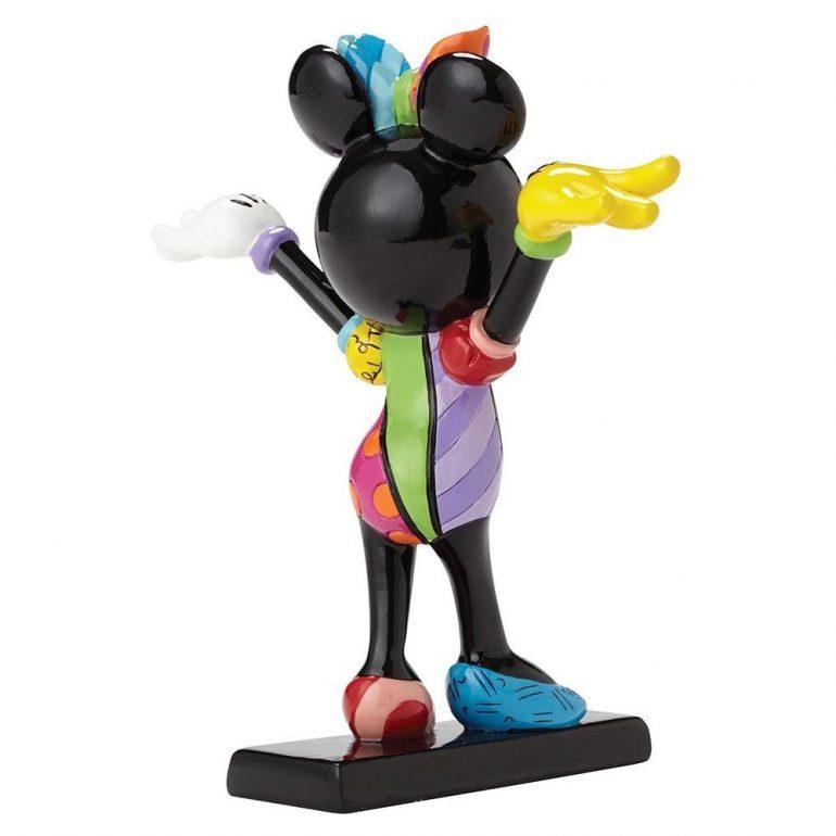 Minnie Mouse Gymnastics Figurine