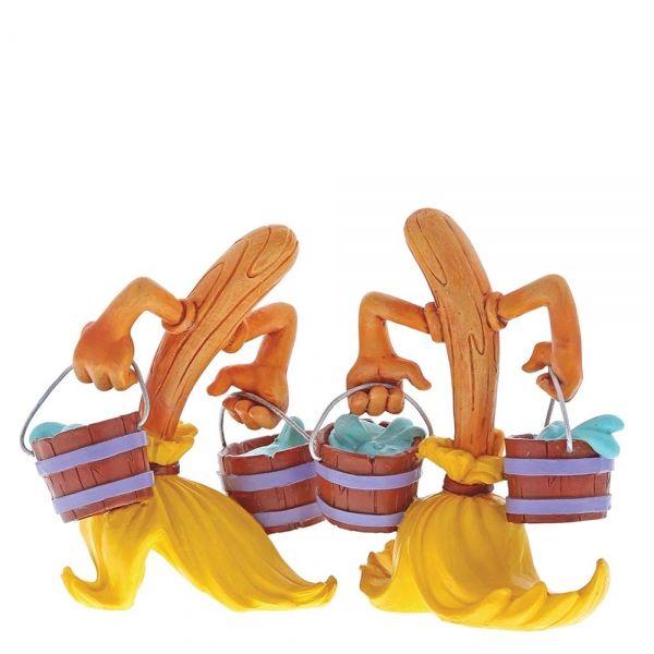 Miss Mindy Fantasia Broom Figurines Movie Mania