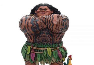 Moana Maui Figurine