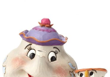 Mrs Potts and Chip Figurine