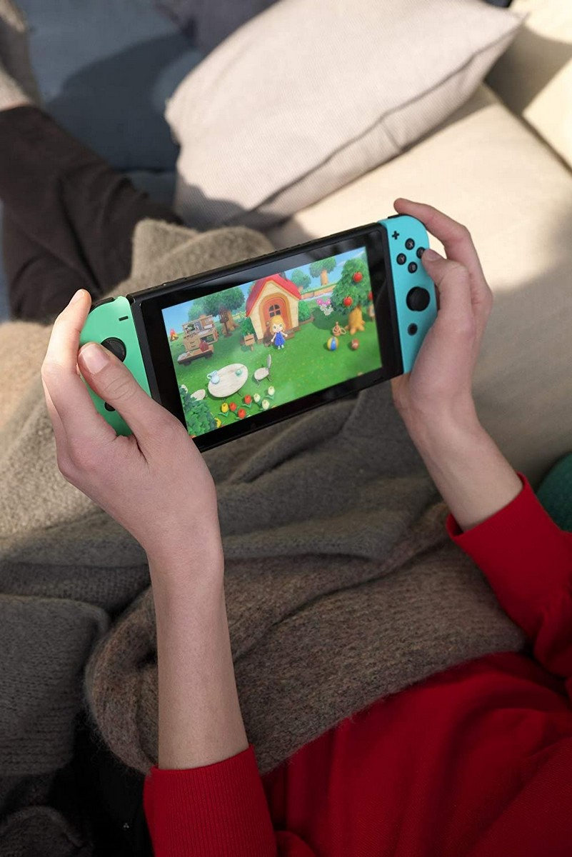 Nintendo Switch Welcome To Animal Crossing Limited Edition ...