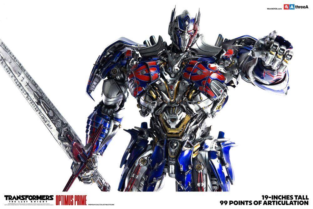 Optimus Prime - Transformers The Last Knight - 1/6 Scale ThreeA - Action  Figure
