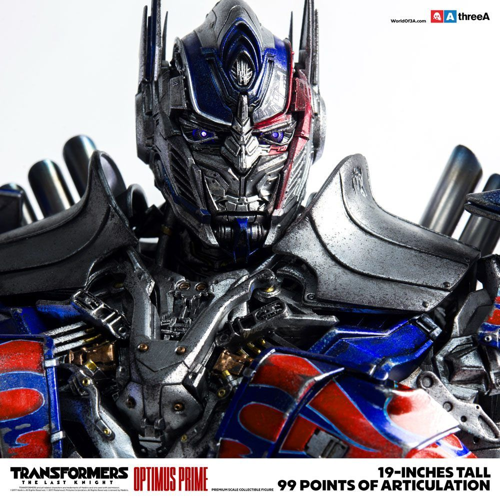 Transformers The Last Knight Optimus Prime