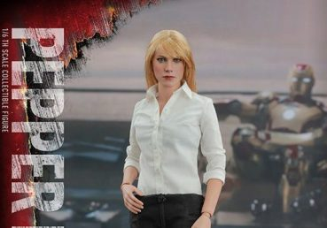 Pepper Potts Hot Toys