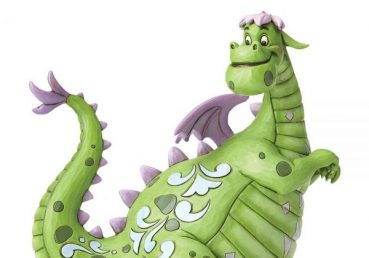 Petes Dragon - Dragon Figurine