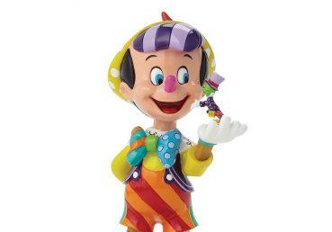 Pinocchio 75th Anniversary Piece