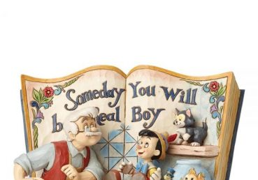 Pinocchio - Someday You Will Be A Real Boy Storybook