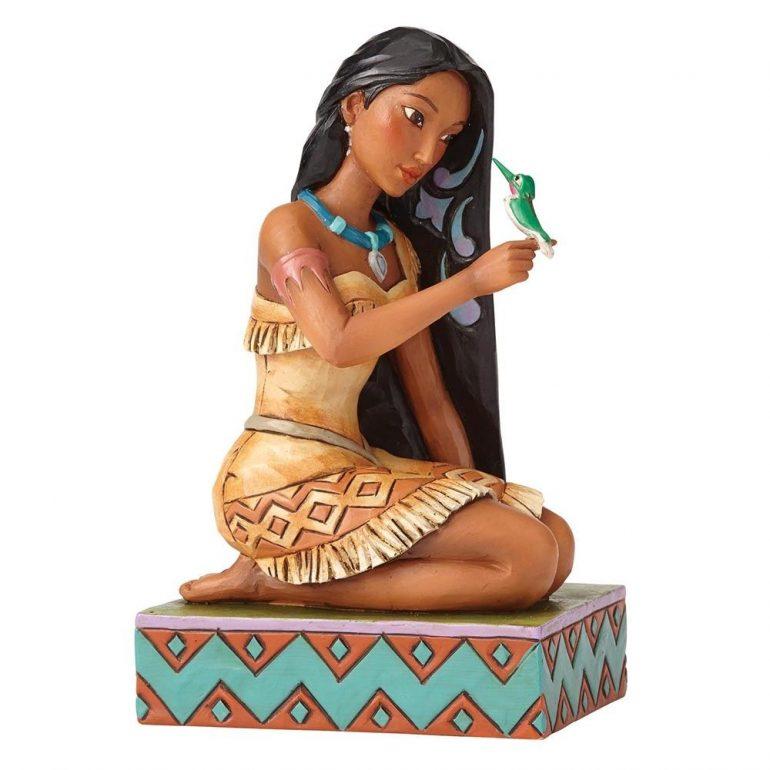 Pocahontas Figurine