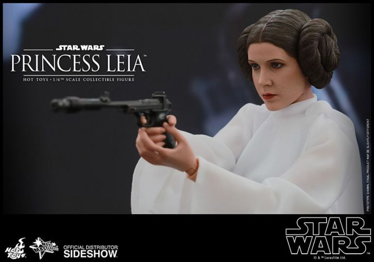 Princess Leia Hot Toys Action Figure