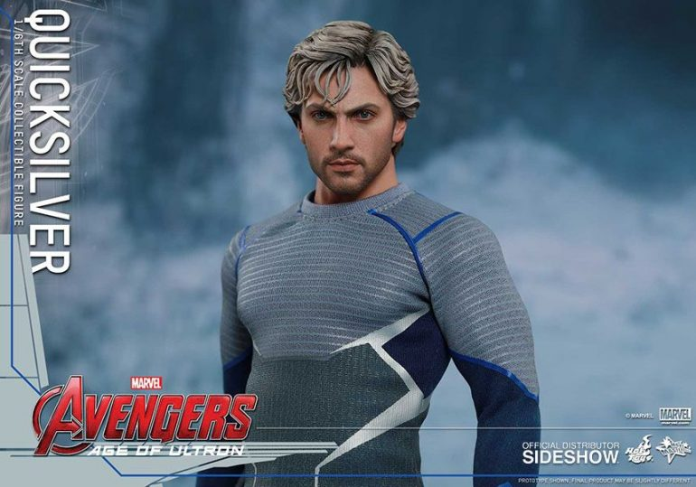 Quicksilver Hot Toys Action Figure