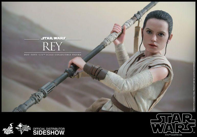Rey Hot Toy