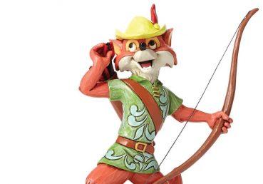 Robin Hood Figurine