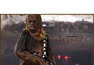 Chewbacca Hot Toy