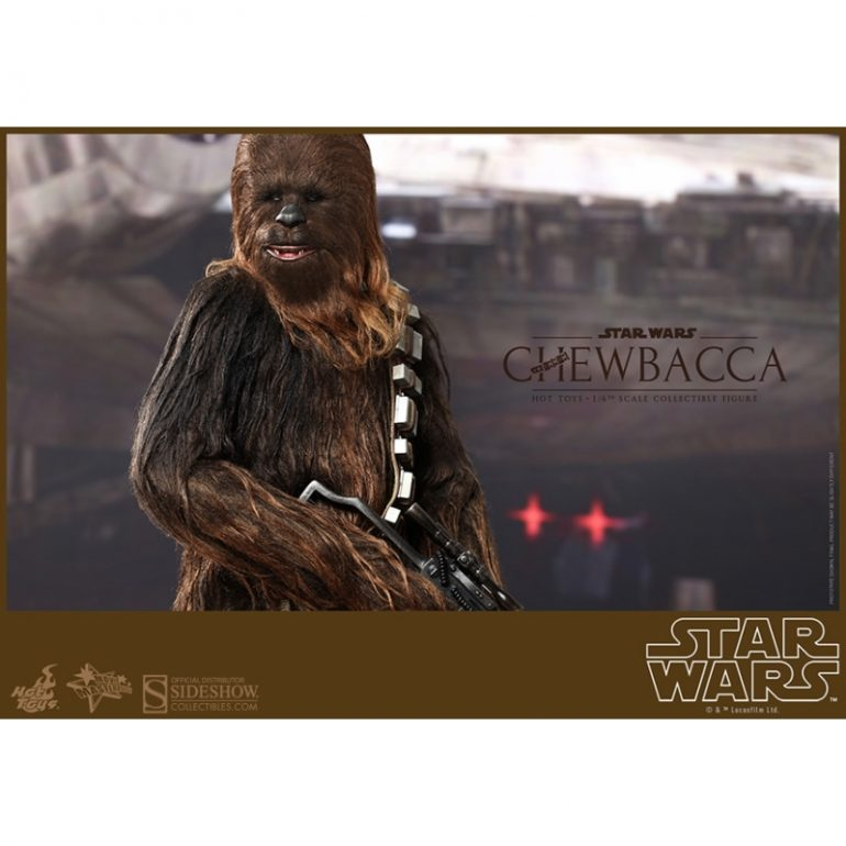 Chewbacca Hot Toy