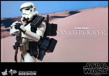 Sandtrooper Hot Toy