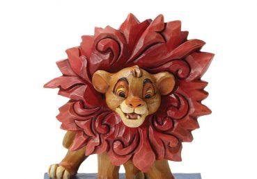 Simba Figurine