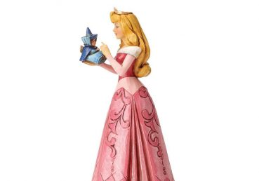 Sleeping Beauty - Aurora with Fairy Wonder and Wisdom Figurine