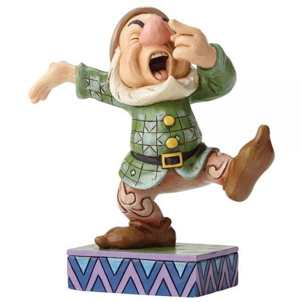 Snow White Sneezy Figurine