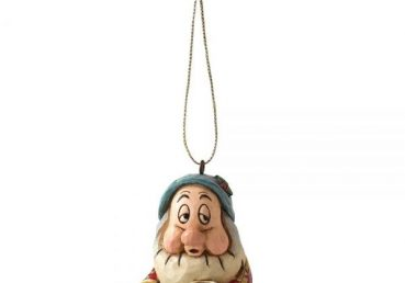 Snow White Sleepy Hanging Ornament