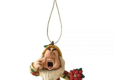 Snow White Sneezy Hanging Ornament